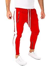d3d4d6b037 Amazon.it: tuta rossa - Uomo: Abbigliamento