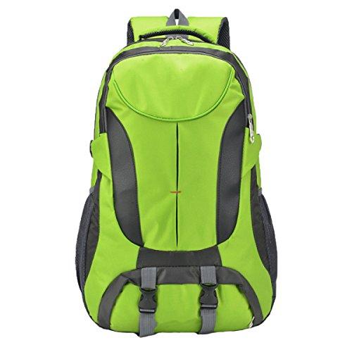 Ogert Tasche Mit Großer Kapazität Im Freien Bergrucksack Schulter-Reit Green
