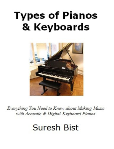 Types of Pianos - Everything You Need to Know about Making Music with Acoustic & Digital Keyboard Pianos (English Edition)