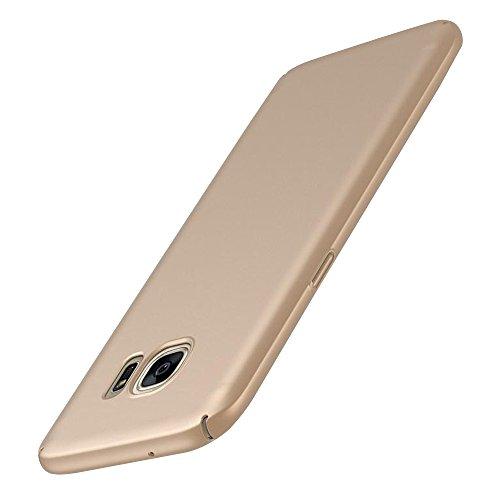 Cuitan PC Difficile Housse pour Apple iPhone 7 plus (5.5 Inch), Lisse Désign Retour Housse Back Cover Protecteur Etui Coque Case Shell pour iPhone 7 plus (5.5 Inch) - Or rose(Téléphone non inclus) Or