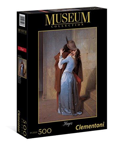 Clementoni - 350278 - Puzzle - Le baiser - 500 Pièces