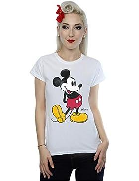 Disney Donna Mickey Mouse Classic Kick Maglietta