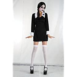 School Girl Creepy - Halloween - Disfraz Adulto Fantasía
