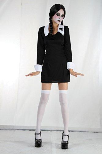 Creepy School Girl - Halloween - Adult Kostüm
