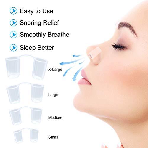 Zoom IMG-3 dilatatore nasale antirussamento anti russare