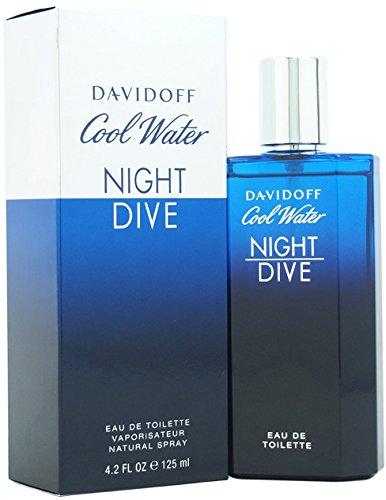 Davidoff cool water night dive edt spray 125 ml