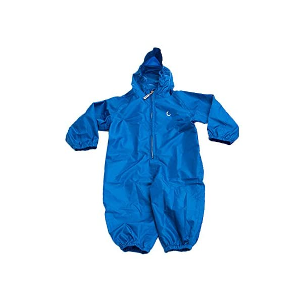 Hippychick HWPBL18-24 – Mono plegable impermeable, 18-24 meses, color azul