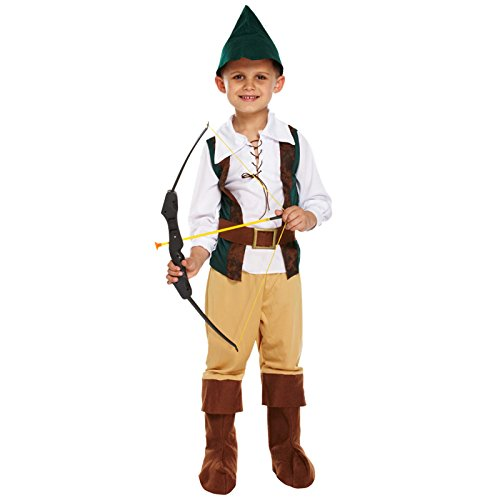 Henbrandt jungen Robin Hood Style Kostüm gr. M