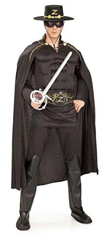 Kostüm XL (Original Zorro Kostüm)