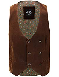 500367a44ceae Xposed Mens Soft Corduroy Blazer Coat Vintage Retro Tailored Suit Jacket or  Waistcoat