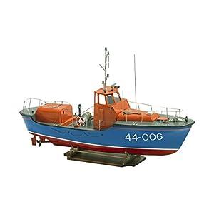 Billing Boats Facturación Barcos 01:40 Escala Kit RNLI Waveny Lifeboat Edificio Modelo