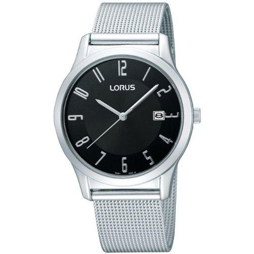 Lorus Gents Steel Bracelet Watch RH937CX9