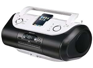 Scott i-SX 90 Radio portable CD pour iPod Lecteur CD motorisé 40 W