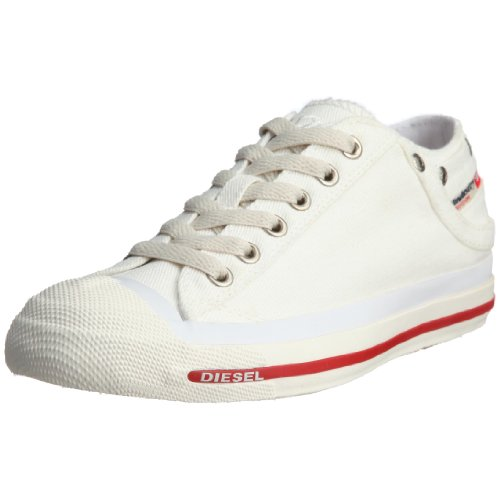 Diesel Exposure W 00Y835 PR413 T1002, Damen Sneaker, weiß (bright white ) Gr. 38 EU ( UK 5) (Diesel Sneakers Schuhe)