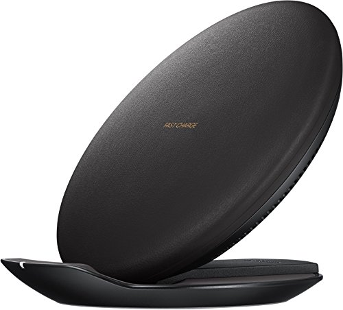Samsung Wireless Fast Qi Charger for S8 S8 Plus - Black