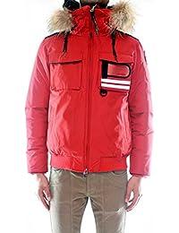 Amazon.it  Museum - Rosso   Giacche e cappotti   Uomo  Abbigliamento 351d9596f66f