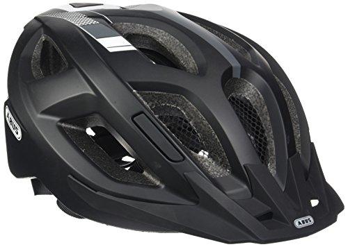 Abus Aduro 2.0 Fahrradhelm, Race Black, 58-62 cm