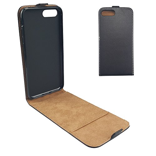 Flip Case TPU Flexi Fresh Slim Klapp Etui Magnet Handy Tasche Schutz Hülle Cover Apple iPhone 7 Plus 8 Plus Slim Tasche Etui