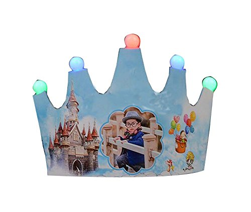Dragon Troops Private Custom-Made Kinder Lichter Crown Geburtstag Party Hut, Baby Boys Style