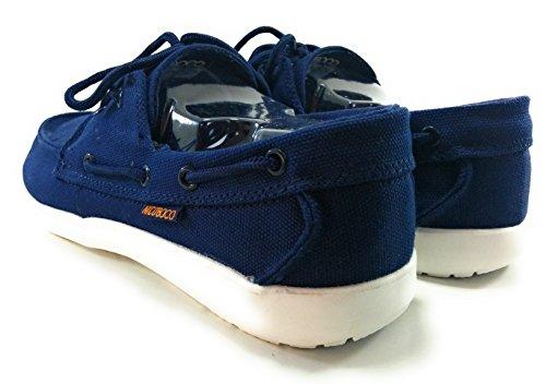 Nicoboco Herren Schuhe Marineblau