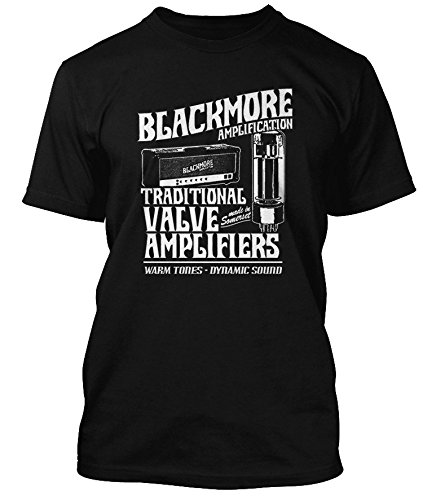 ritchie-blackmore-inspired-valve-ampflifiers-deep-purple-t-shirt-herren