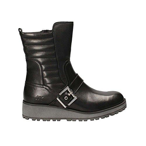 Bottines - Boots, couleur Noir , marque LUMBERJACK, modèle Bottines - Boots LUMBERJACK LUNA Noir