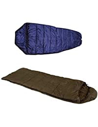 Multicolor Sleeping Bag With Outer Cover