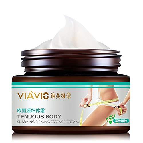 Fcostume Anti Cellulite Gel, straffende Abnehmen Crème Cellulite massage Körperpackung Fettverbrennung Gel Gewichtsverlust Verbesserung der Hautkontur (Mehrfarbig)