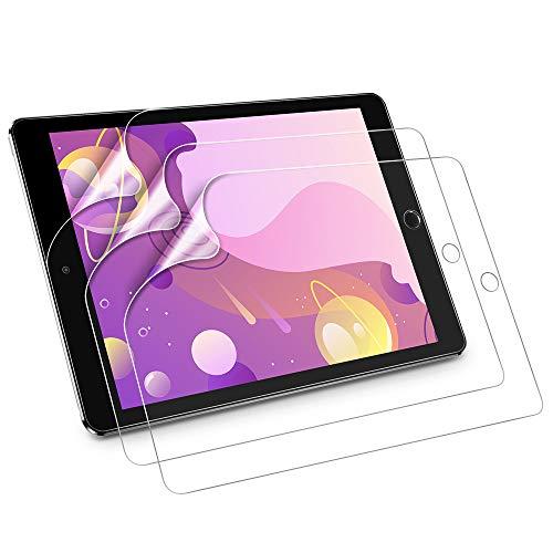 ESR Klare Displayschutzfolie [3 Stück] kompatibel mit iPad Mini 5 2019/mini 4 - Blendfrei, hohe Berührungsempfindlichkeit, Fingerabdruck-Resistent, HD-klare PET Folie mit gratis Montageset