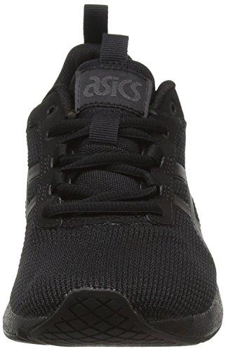 Asics Gel Lyte Runner, Sneakers Basses Mixte Adulte Noir (Black/Black)