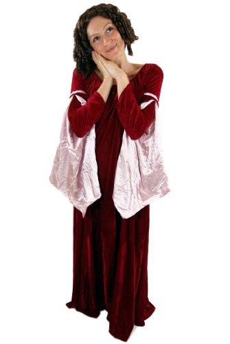 Kostüm Kleid Mittelalter Burgfräulein Gothic Romanik 44