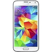 Samsung Galaxy S5 de 16GB, smartphone libre blanco - (Reacondicionado Certificado)
