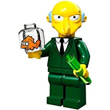 Lego 71005 The Simpson Series Mr. Burns Simpson Character Minifigures by LEGO