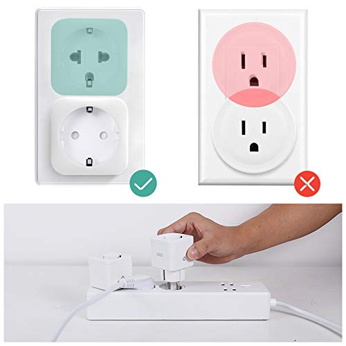 Zoom IMG-1 presa intelligente wifi16a smart plug