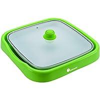 Cookmania! Elektropfanne Ceramica: Perfekt zum Grillen, Braten, Kochen oder Warmhalten. , Plastik