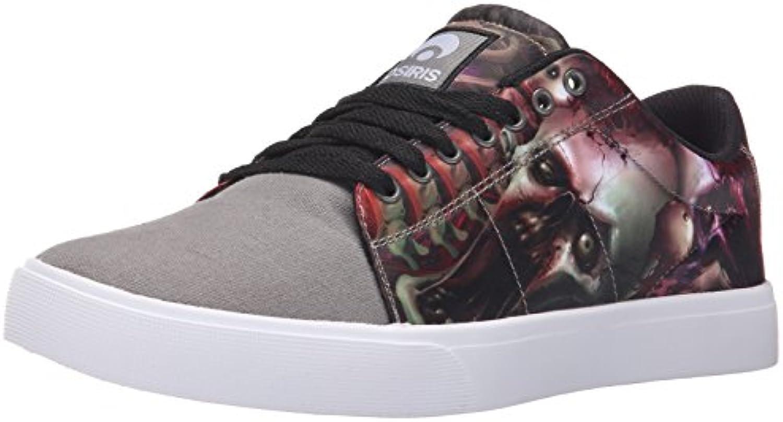 OSIRIS Skateboard Shoes REBOUND VLC GRAY/BLACK/ZOMBIE  Billig und erschwinglich Im Verkauf
