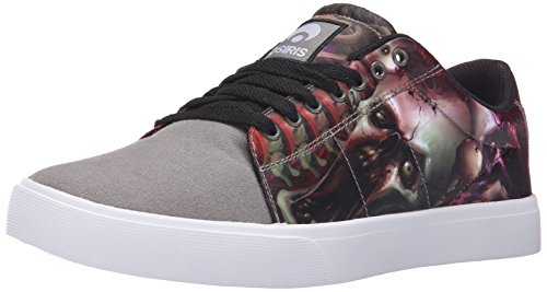 oes REBOUND VLC GRAY/BLACK/ZOMBIE Size 8 (Zombie-vans Schuhe)