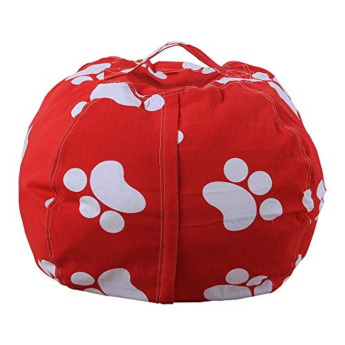 Plüsch-Spielzeug-Kleidung Quilts Organizer, großer Korb für Stofftiere, Kuscheltiere, Wäsche,...