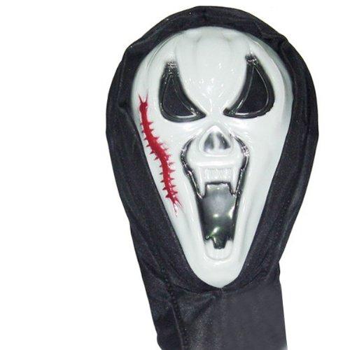 Masken schreien Centipede Gesichts Geist Schablonen (Geist Halloween Sales)
