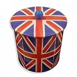 Emma Bridgewater Union Jack Biscuit Barrel