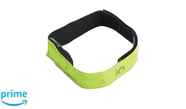 Prophete Reflektorarmband 2 LED für Arm oder Bein 5209