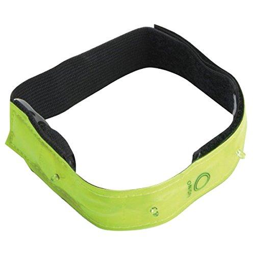 Prophete Reflektorarmband 2 LED für Arm oder Bein, 5209