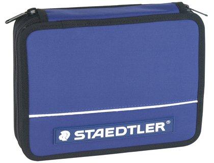 Plumier escolar Staedtler color Azul