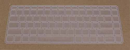 """Saco Ultra-Thin Transparent Chiclet Keyboard Skin Protector Cover for HP ProBook 430 G3 G4 13.3"""" Probook 440 G3 EliteBook 1040 G3 Notebook US Version (**Not fit 430 G1 G2 440 G1 G2 series**) Laptops  available at amazon for Rs.355"""