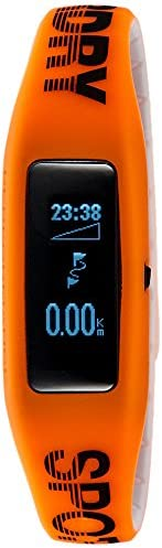 Superdry Men's Digital Quartz Watch with Silicone Strap SYG