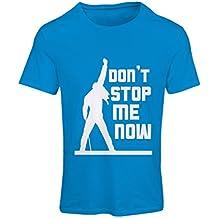 lepni.me Camiseta Mujer Don t Stop me Now! Camisas de Abanico 86914bc3cfa3