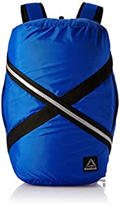 Reebok Synthetic 44 cms Blue Travel Duffle (CD6423)