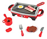 Breakfast-Griddle-Electric-Stove-Play-Food-Kitchen-Grill-Set-For-Kids
