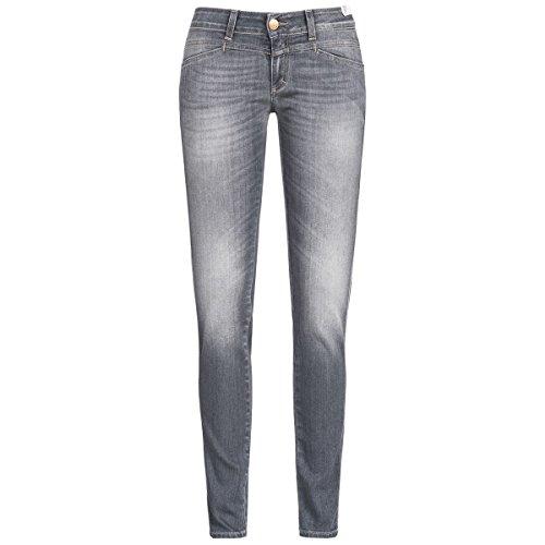 Closed Jeans Pedal Star 27 grau