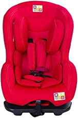 Mee Mee Baby Lockable Car Seat (Red)